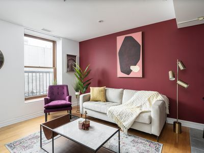 Photo for Cozy and Modern 2BDS 1BA Old Port WaterFront