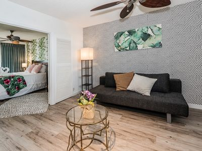 Photo for Fully Renovated Condo by Ocean with Full Kitchen in Boutique Style Building