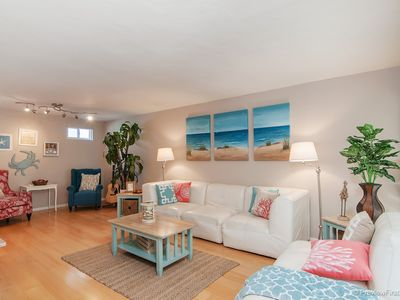 Photo for Beautiful Solana Beach Condo at Del Mar Beach Club