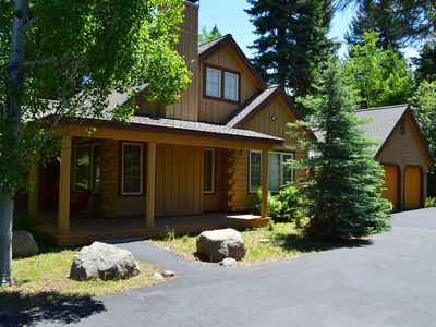Photo for Bout Time-Come Stay in a Beautiful Cabin in the center of Paradise!