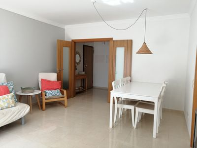 Photo for 2 bedroom apartment with terrace by the beach