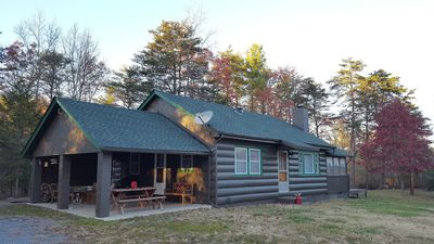 Photo for Pine Cone Cabin at Fort Valley