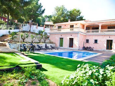Photo for Villa with POOL in PALMANOVA / MAGALUF