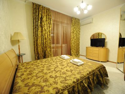 Photo for 2 room lux apartment on Malygina 6.Click