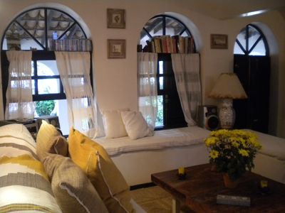 Photo for Beach House at Village Condo, charming, safe and 100mtrs. the beach.