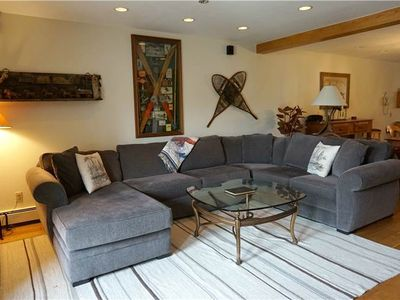 Photo for Woodrun 17: 2 BR / 2.25 BA condo in Snowmass Village, Sleeps 4