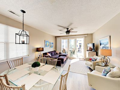 Photo for Spacious 4BR/3BA Townhome in the Heart of Surfside Beach w/ Ocean Views