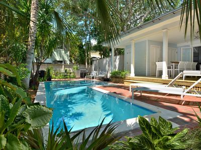 "Photo for ""MARGAUX'S HIDEAWAY""~ Extraordinary, luxury home in Old Town Key West!"