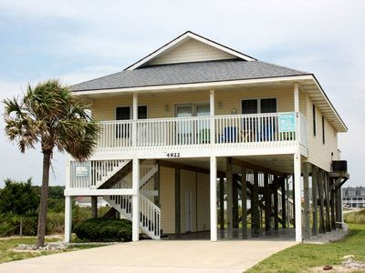 Photo for A Watts Landing: 4 Bed/2.5 Bath Nautical Themed Home with Ocean Views