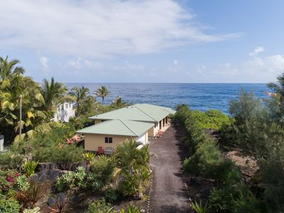 Photo for HALE HALE'AI (house of dolphins) OCEANFRONT SPECTACULAR
