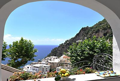 Will be in the heart of the picturesque area - 2 Bedrs  WiFi and AC free -  Positano