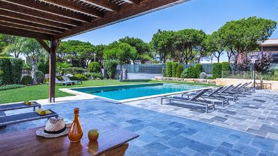 Photo for Located in a quiet environment with large garden and terraces