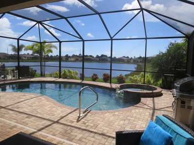 Photo for Gated Community, Waterview, Heated Pool And Spa
