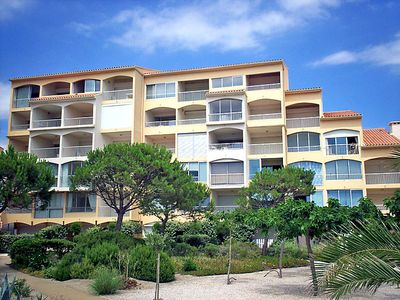 Photo for Apartment Mykonos  in Port Leucate, Hérault - Aude - 2 persons, 1 bedroom