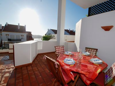 Photo for Tranquility - Charming sea view 1 bedroom apartment in amazing resort