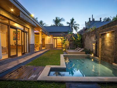 Photo for Your Own Private Retreat in Ubud / Penstanan. Stunning Villa - Ideal Location