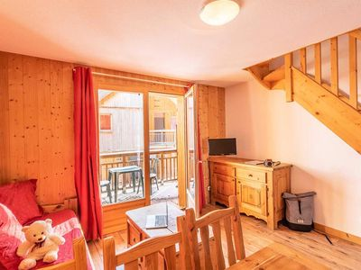 Photo for The Chalets du Berger *** - 3 Rooms Duplex 6 People