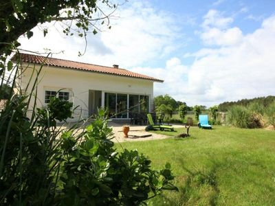 Photo for Gite Carcans, 3 bedrooms, 6 persons