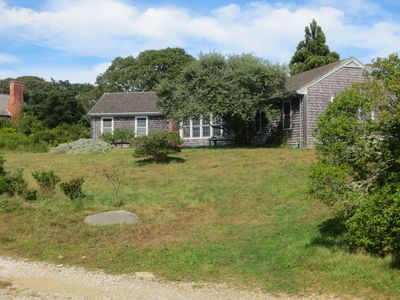 Photo for comfortable ranch house overlooking Menemsha Bight