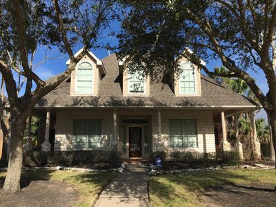 Photo for Super Bowl rental home 5 mins from Maxim party. 25 mins away from NRG Stadium