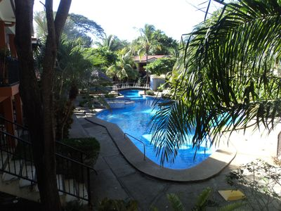 Photo for 57 Cocomarindo -Directly in front of the pool !!!!