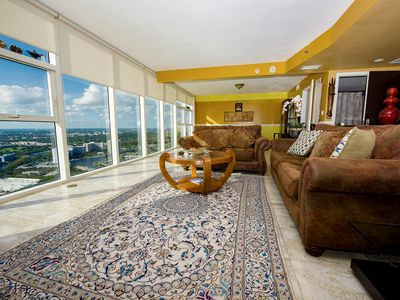 Photo for Top Floor Panoramic Penthouse Hallandale Beach