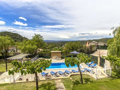 Photo for Catalunya Casas: Villa Rellinars in the heart of the lovely Catalan countryside!