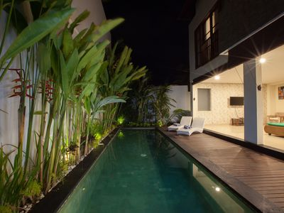 Photo for 2 BR Villa with Private Pool-Melati