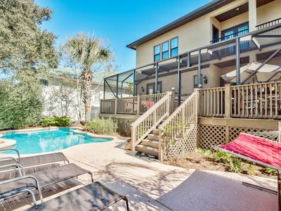 Photo for VILLA ROYALE IN DESTINY EAST-PRIVATE POOL, COMMUNITY HOT TUB!!