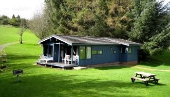 Photo for Spruce Lodge no. 2 -  a spruce that sleeps 4 guests  in 2 bedrooms