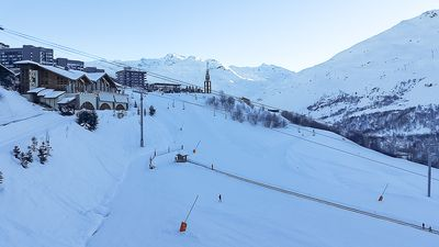 Photo for Studio in the heart of the 3 Valleys in Les Menuires resort