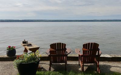 Photo for A little piece of paradise by the St. Lawrence River.