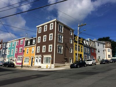 Photo for Executive Main Floor Vibrant Jellybean Row in the Heart of Downtown St. John's