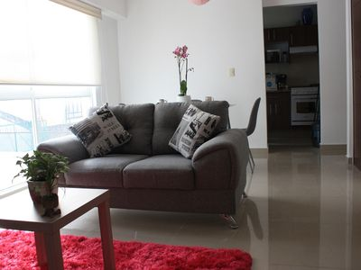 Photo for Sunny and quiet apartment in Roma Norte