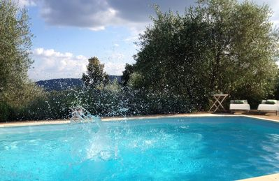 Photo for exclusive holiday home with pool in the heart of Tuscany for max. 8 adults + 4 children