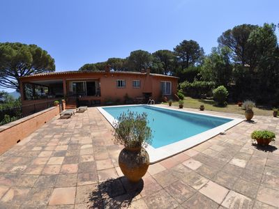 Photo for CASA DEL CIELO, HOUSE FOR 10 PEOPLE WITH PRIVATE POOL