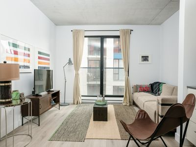Photo for Unique 1BR in Old Montreal by Sonder