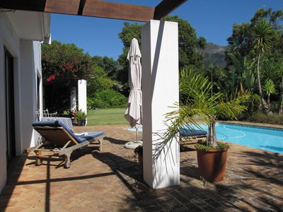 Photo for Family Home With Large Garden In Constantia, Cape Town