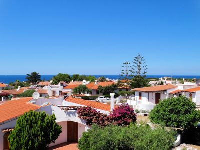 Photo for Holiday home on the sea in Sardinia - satellite TV, washing machine and sea view