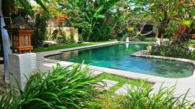 Photo for 10 Bedroom, 4 villas, 4 pools, Staff SVC