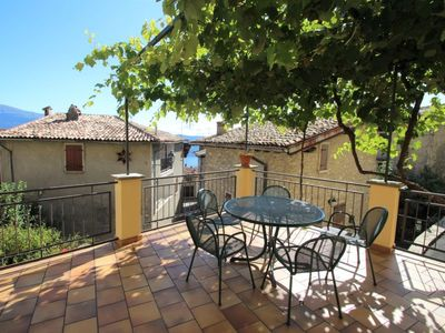 Photo for Apartment Formaga in Gargnano - 5 persons, 3 bedrooms