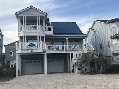 Photo for Your Oceanview Paradise - 5 Bed/5 Bath with Pelican's Nest and Elevator! 2nd Row