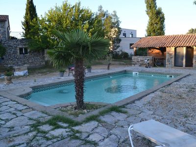 Photo for HOLIDAY HOME ARDECHE WITH SWIMMING POOL