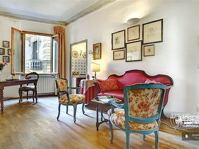 Photo for Friendly Rentals The Merisi III Apartment in Florence