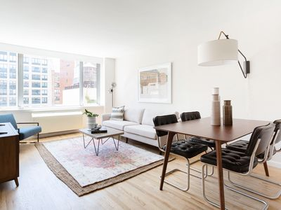 Photo for Serene 1BR in Chelsea by Sonder
