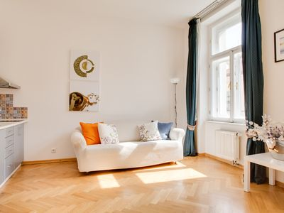 Photo for Renovated apartment in the heart of historic center