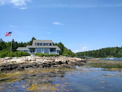 Coastline - Enjoy your own paradise perched above Maine's craggy coastline.