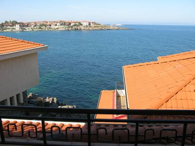 Photo for Villa Bella - House with a Stunning View To Black Sea and the Old Town