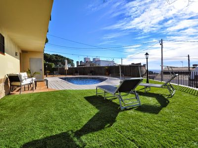 Photo for 5BR House Vacation Rental in Lloret de Mar, Girona