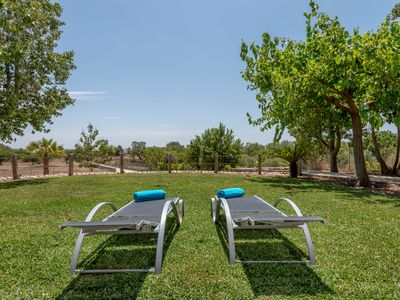 Photo for Air-Conditioned Country House with Pool, Garden, Terraces & Wi-Fi; Parking Available